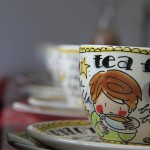 High tea bij SpringQ
